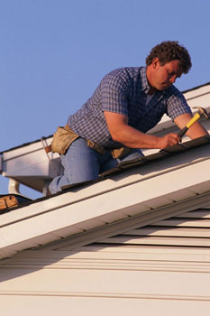 Roofing contractor: Call for a new roof or repair!